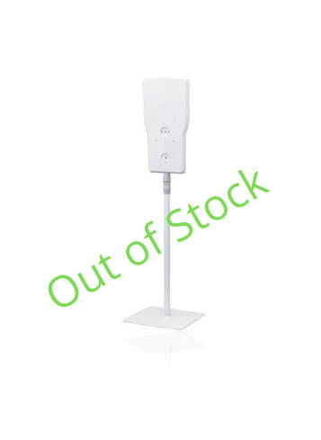 IS-9000 Adjustable No-Touch Dispenser Stand