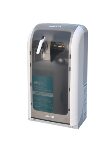GUD-1000AT No-Touch Dispenser Hand Sanitiser 1L