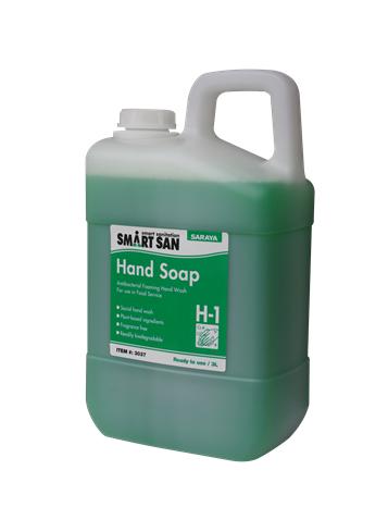 H-1 SMARTSAN Hand Soap Antibacterial 3L