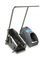 HACCP Smart Step Footwear Sanitizing System with Handle + Scrubber