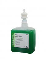 Saraya Foaming Soap Green Apple 1.2L