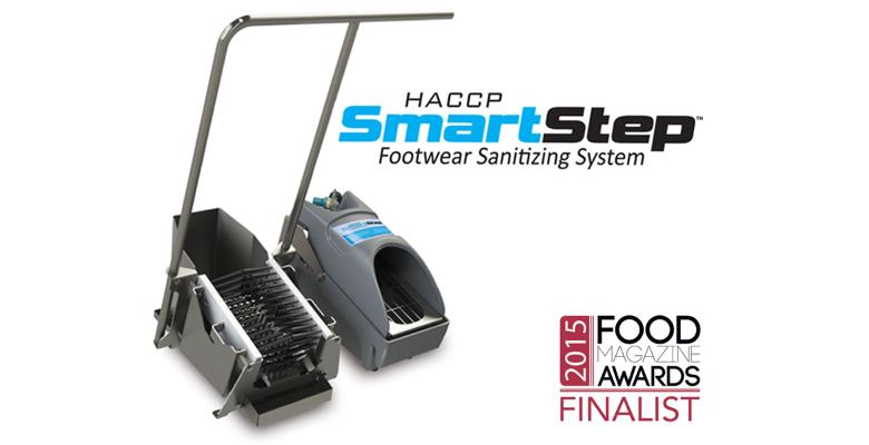 Smart-Step Footwear Sanitizer Selected as Finalist